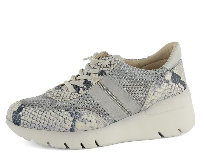 Hispanitas sneakers s reptilií grey CHV98641